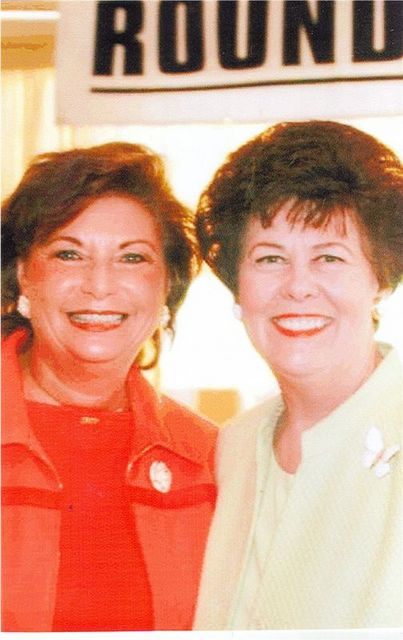 - Arlene_with_Lt_Governor_of_Florida_Toni_Jennings.sized